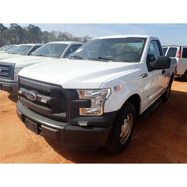 2015 FORD F150 XL Pickup Truck
