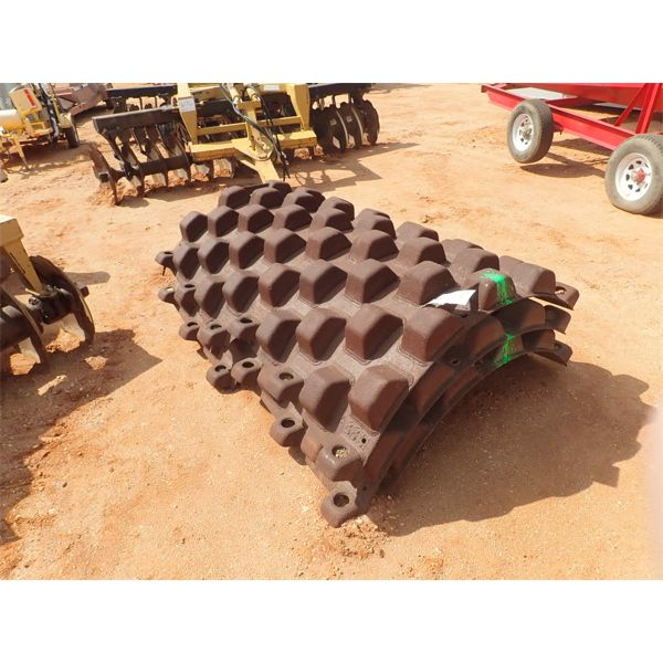 """84"""" sheepfoot shell kit roller"""