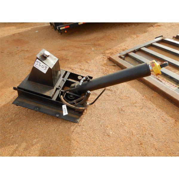 hydraulic cylinder for dump body