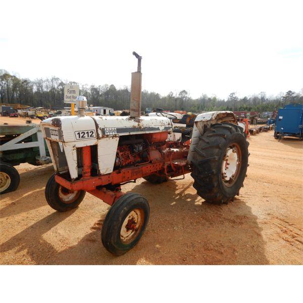 CASE/DAVID BROWN 1212 Farm Tractor