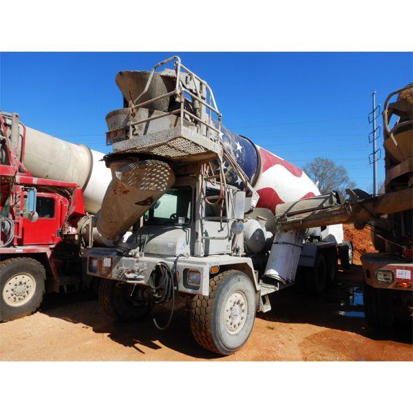 2009 TEREX ISM-35 Concrete Mixer / Pump Truck