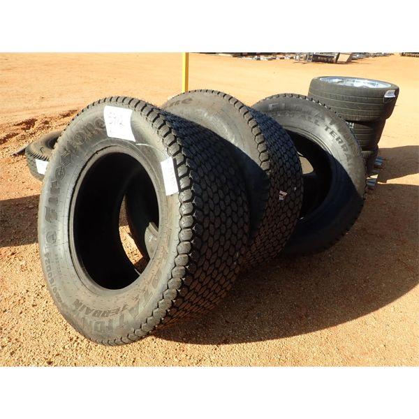 Firestone  (4) 460/60024 tires (A-2)