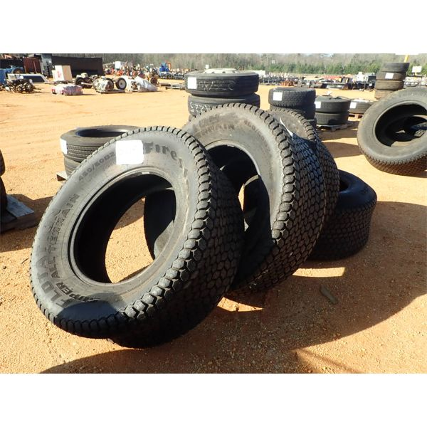 Firestone  (4) 460/60024 tires