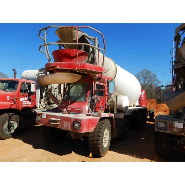 1999 OSHKOSH S SERIES Concrete Mixer / Pump Truck