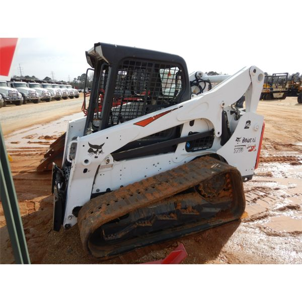 2017 BOBCAT T770 Skid Steer Loader - Crawler