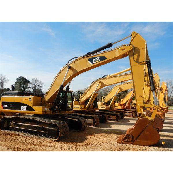 2010 CAT 345DL Excavator