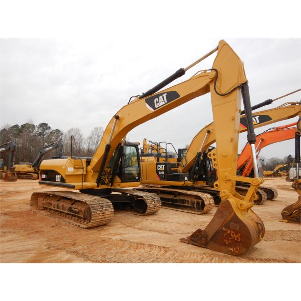 2008 CAT 320DL Excavator
