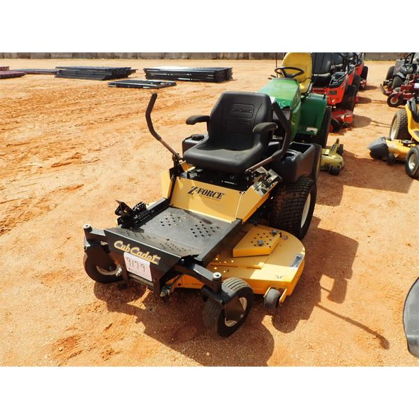 CUB CADET Z FORCE 54 Lawn Mower