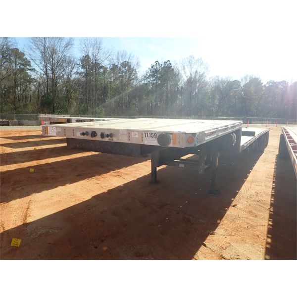 2007 FONTAINE INFINITY Drop / Step Deck Trailer