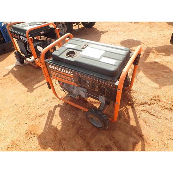 GENERAC GP5000 Generator