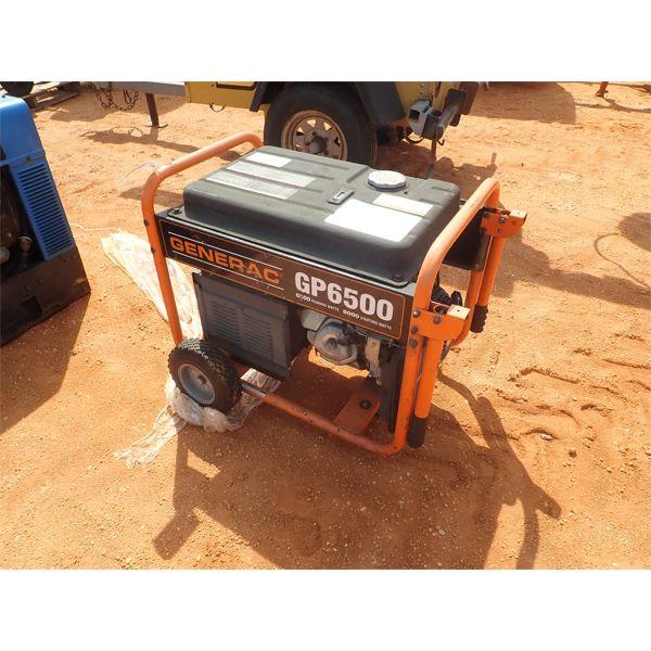 GENERAC GP6500 Generator