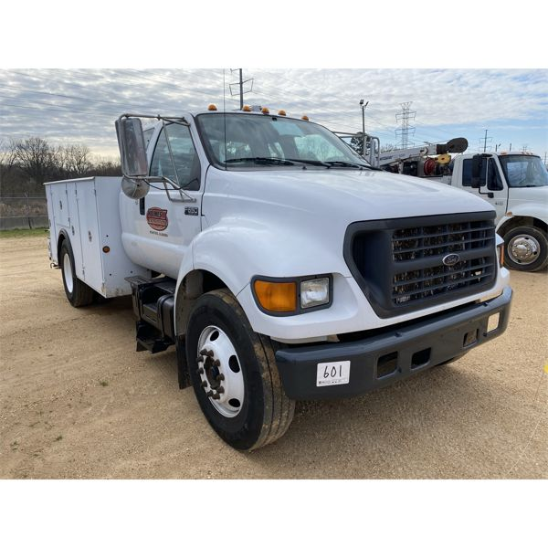 2003 FORD F650 Service / Mechanic Truck
