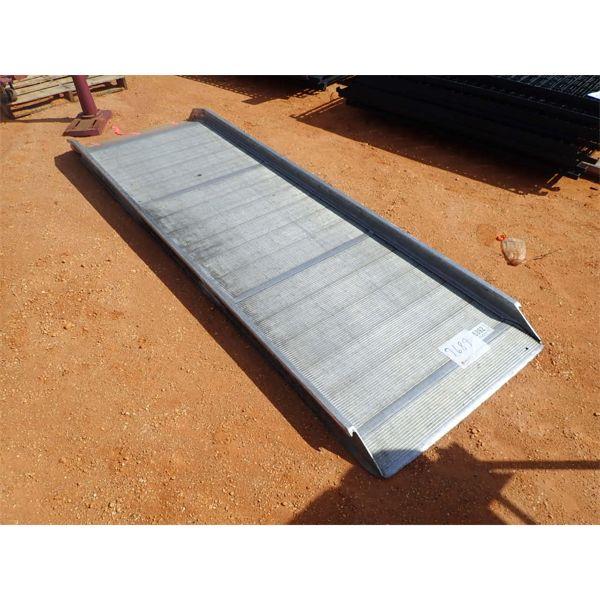 10' aluminum loading ramp