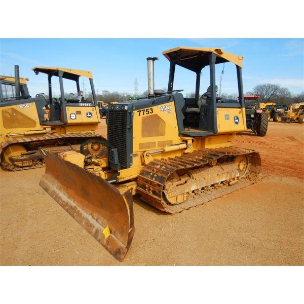 2013 JOHN DEERE 450J LGP Dozer / Crawler Tractor