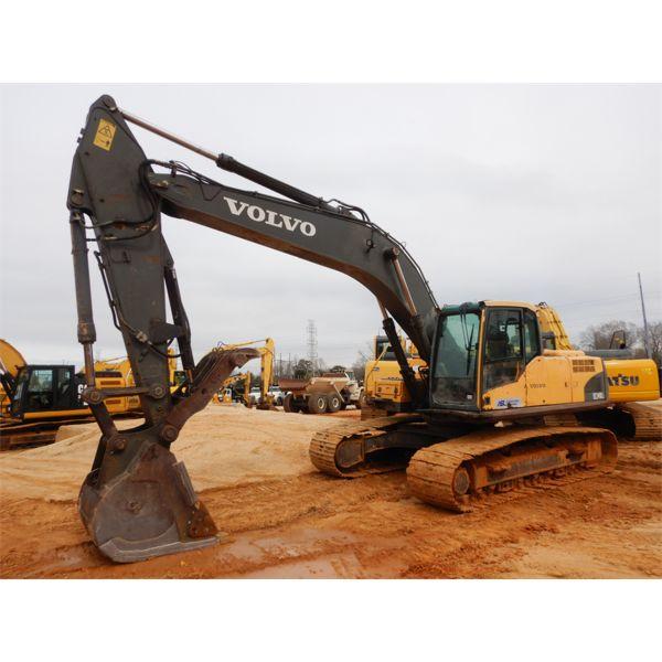 2008 VOLVO EC240CL Excavator