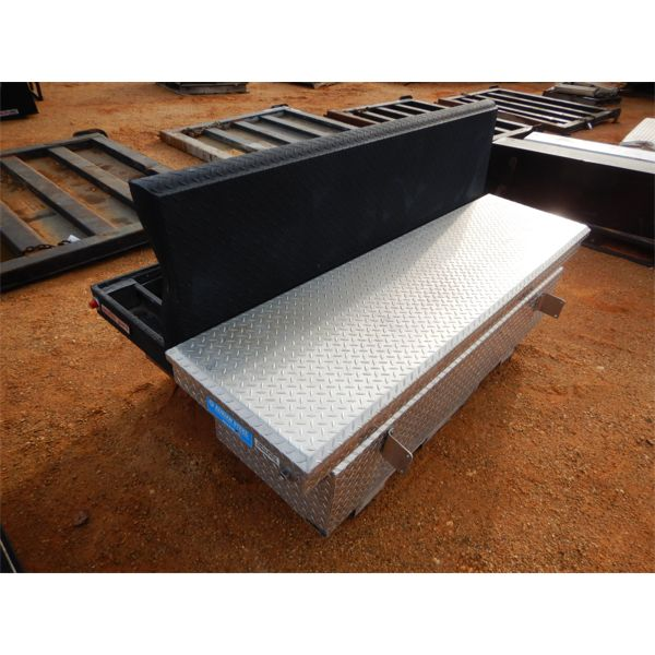 (2) pick up truck tool boxes