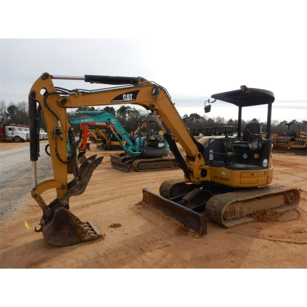 2006 CAT 305C CR Excavator - Mini