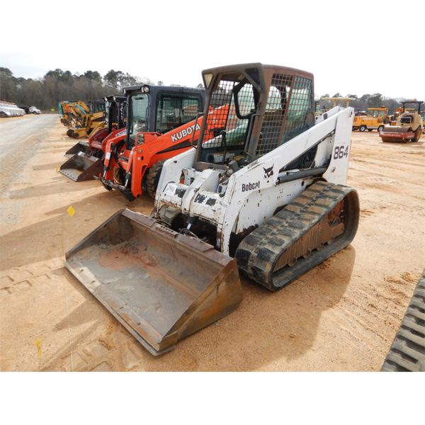 2001 BOBCAT 864 Skid Steer Loader - Crawler