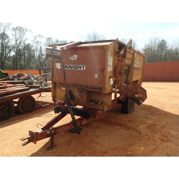 KNIGHT 3300  wagon, auger