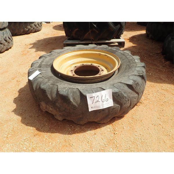 (1) 13.0 x 24 tire w/rim