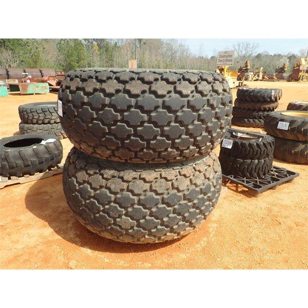 FIRESTONE  (2) 30.5L-32 turf tire
