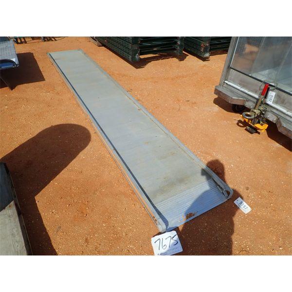 13' long loading ramp
