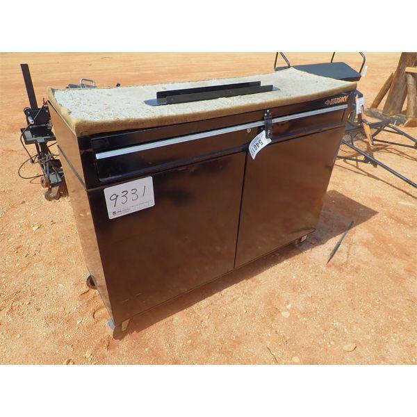 HUSKY  II drawer tool box roll around