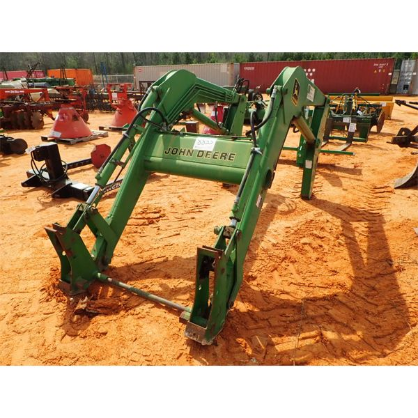 JOHN DEERE 740 front end loader