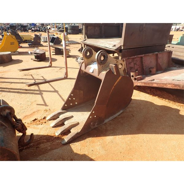 "28"" bucket w/teeth, for excavator"