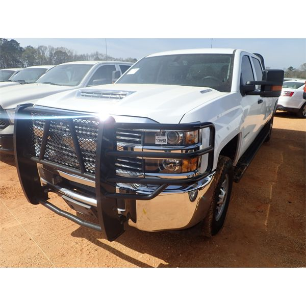 2017 CHEVROLET 2500 HD Pickup Truck