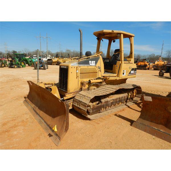 2004 CATERPILLAR D4G LGP Dozer / Crawler Tractor