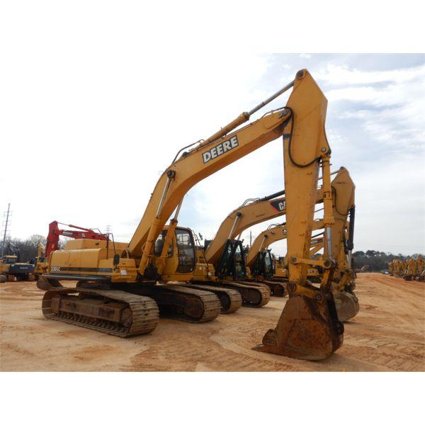 2001 JOHN DEERE 330LC Excavator