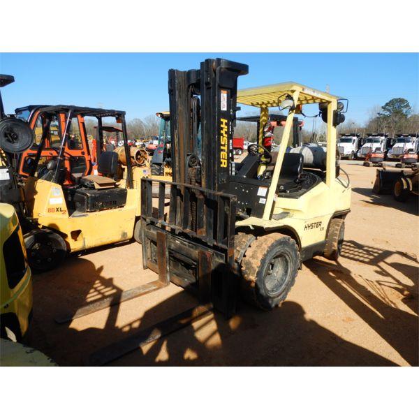 HYSTER H80XM Forklift - Mast