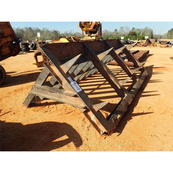 log stacking rack