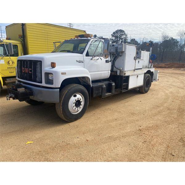 1994 GMC TOPKICK Fuel / Lube Truck