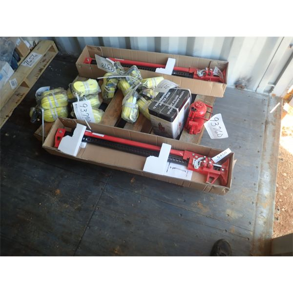 """48"""" farm jack (in container)"""