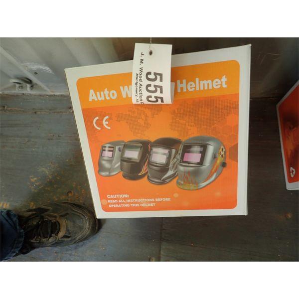 auto welding hood