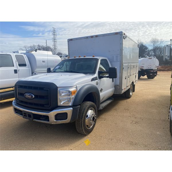 2015 FORD F550 Fuel / Lube Truck