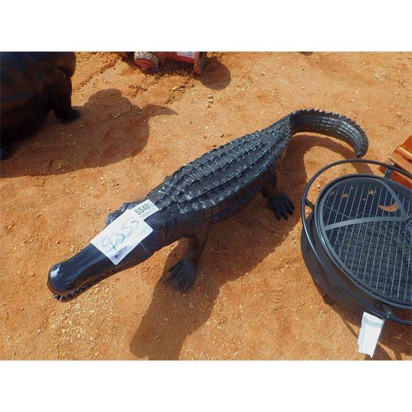 aluminum aligator
