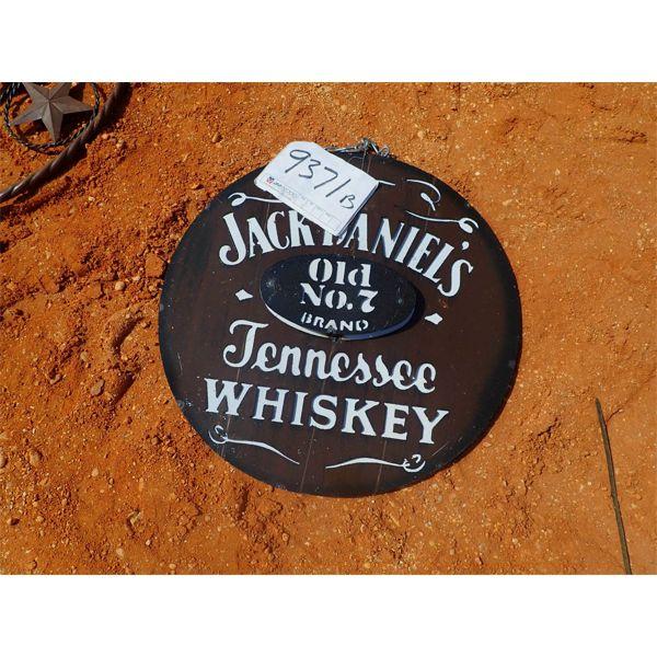 Jack Daniel sign