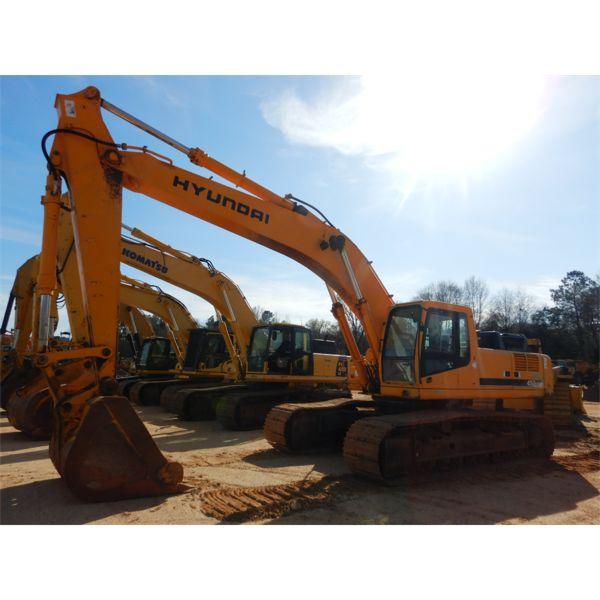 2006 HYUNDAI 450LC-7A Excavator
