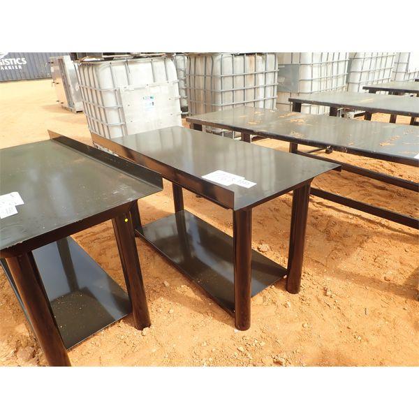 """60"""" metal table"""
