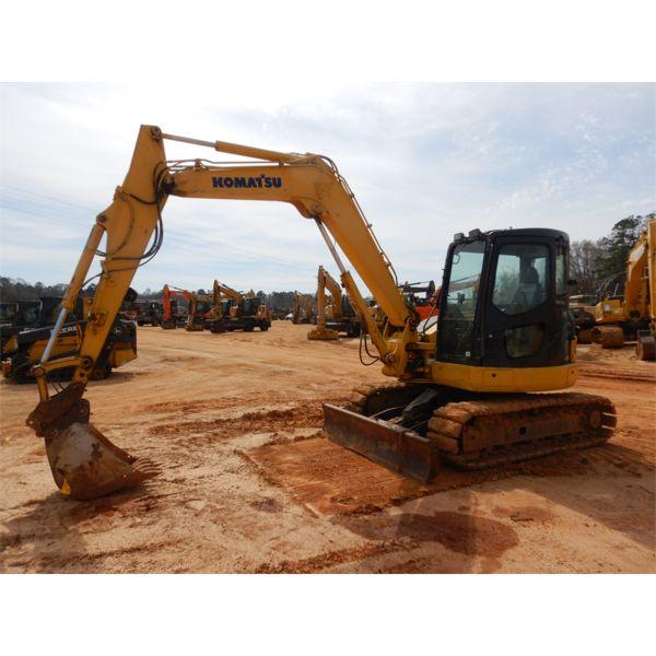 2007 KOMATSU PC78MR-6 Excavator