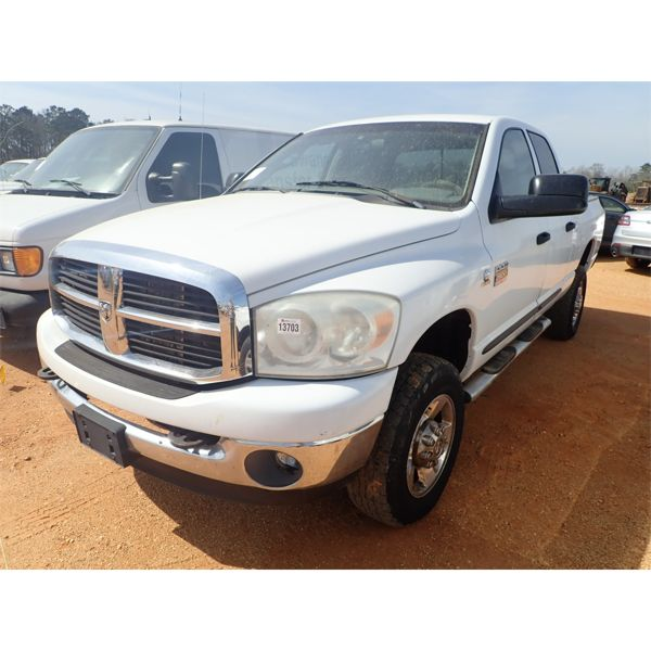 2007 DODGE 2500 HD Pickup Truck