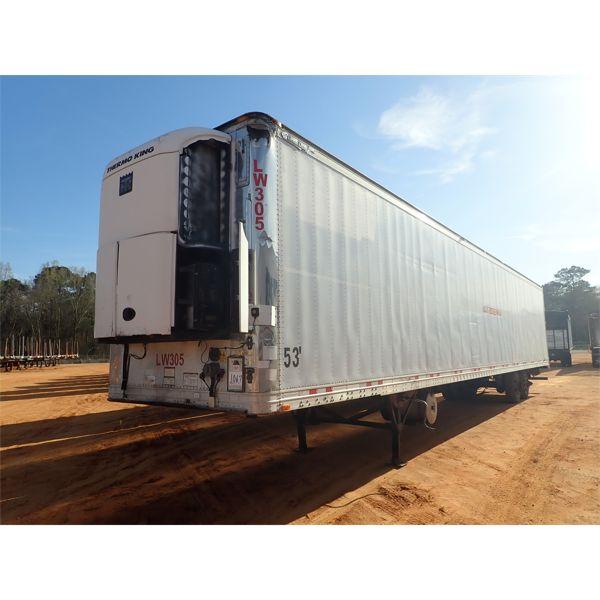 2007 GREAT DANE  Cargo Trailer