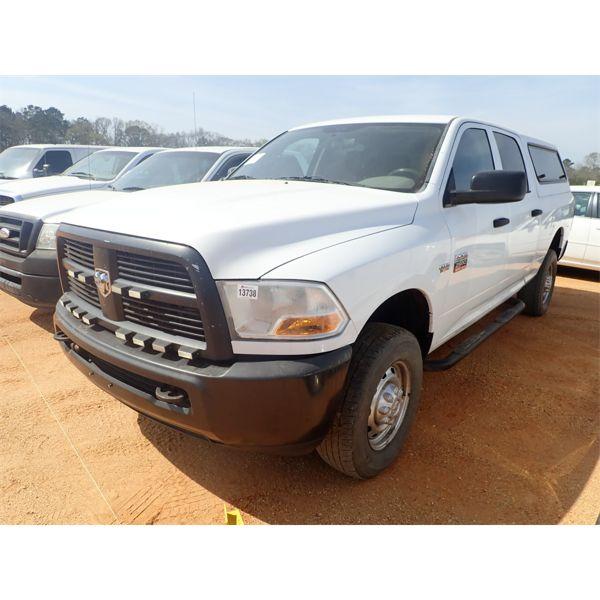 2012 RAM 2500 HD Pickup Truck
