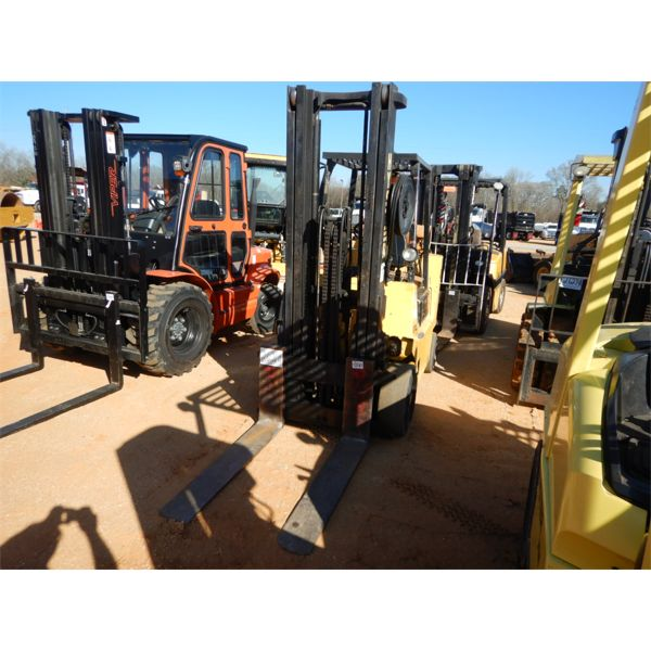 HYSTER S80XLBCS Forklift - Mast