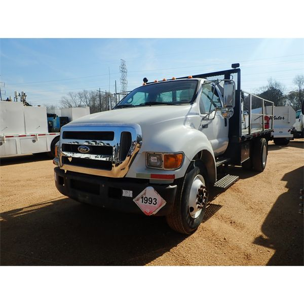 2005 FORD F650 Fuel / Lube Truck