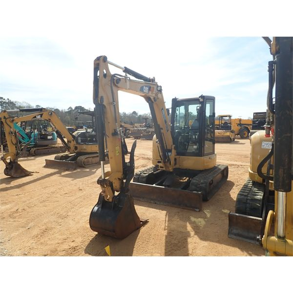 2016 CATERPILLAR 305E2 CR Excavator - Mini