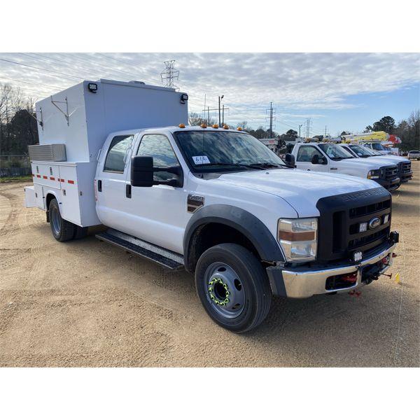 2010 FORD F450 Service / Mechanic Truck